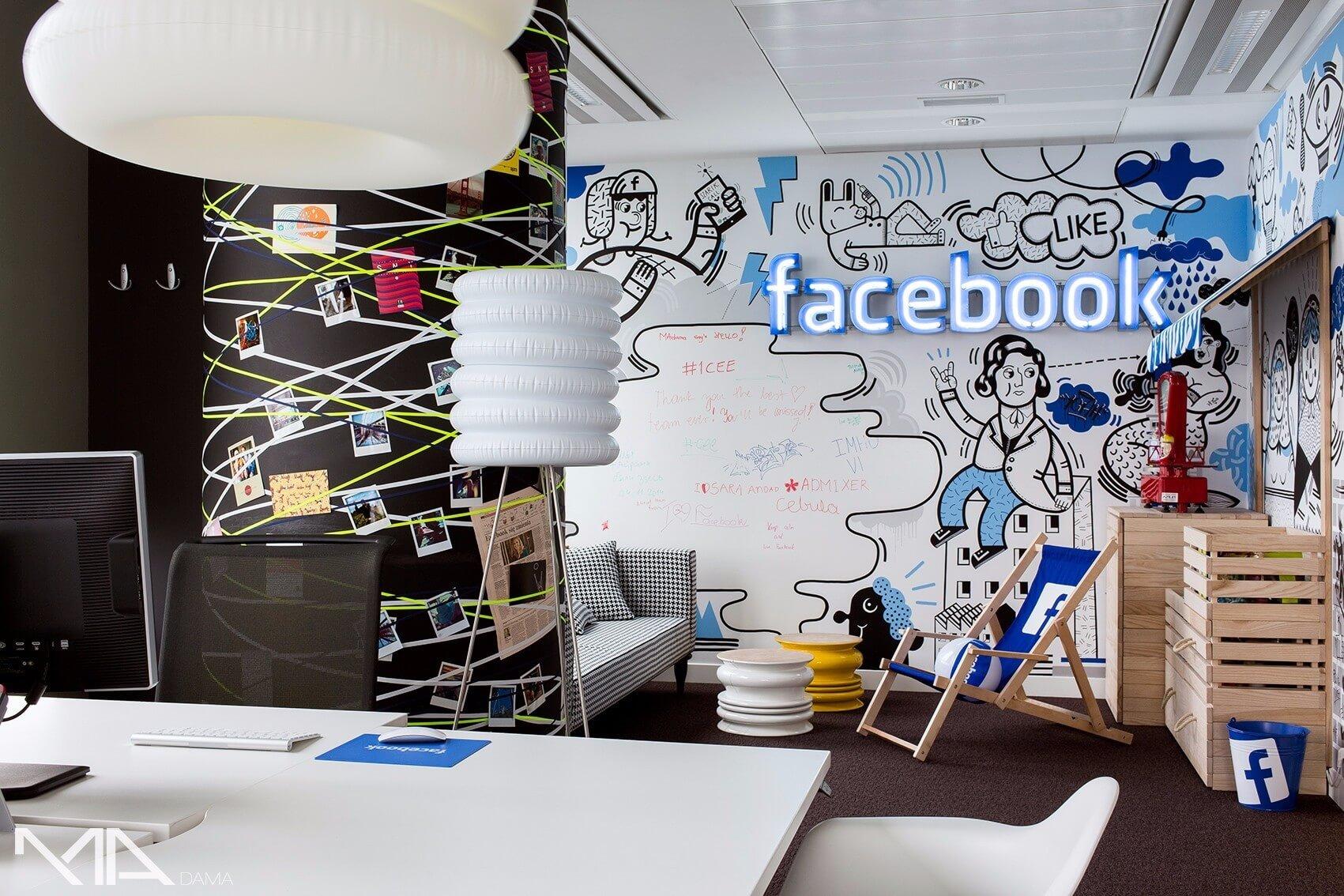 В фейсбук появился сервис для публикации вакансий