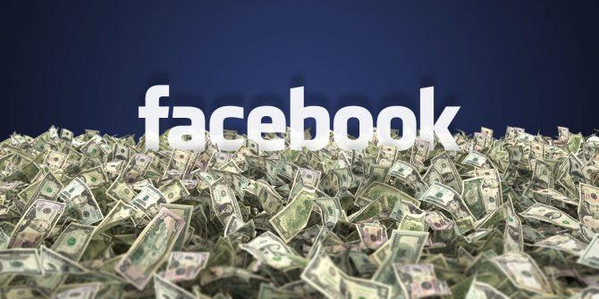 Картинки по запросу фейсбук деньги