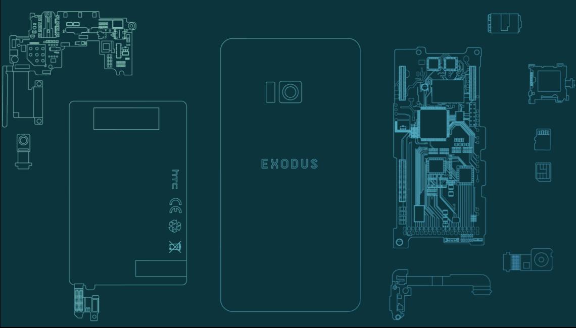 HTC готовит квыпуску блокчейн-смартфон Exodus