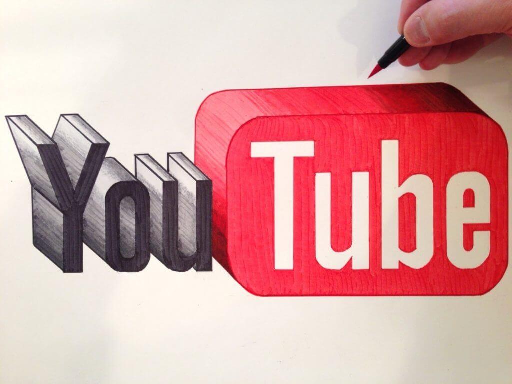 Youtube будет демонстрировать  число созерцателей  вреальном времени