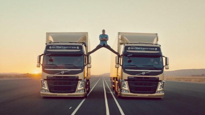 Реклама Volvo Trucks