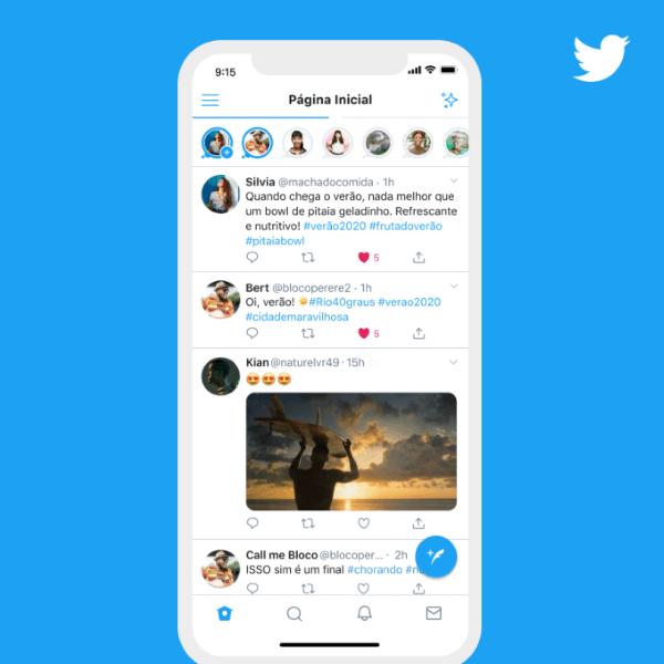 Twitter начал тестировать собственный аналог Историй – Fleets