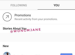 Instagram тестирует новую вкладку для сторис