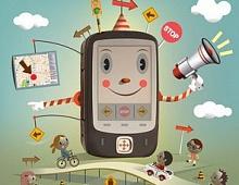 70% всех смартфонов в России работают на Android