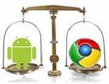 Google Android обошёл iOS в России