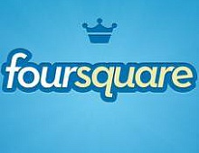 Foursquare: чекинься друг, что c Facebook