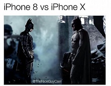 Новый iPhone Х не распознал лицо вице-президента Apple