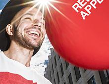 First Apple поможет молодым рекламщикам найти работу мечты