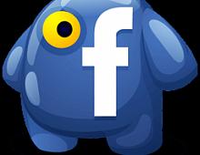 Россияне не хотят в Facebook?