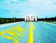 Инфографика: 10 примеров ROI  в социальных сетях