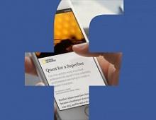 Facebook удалил формат Instant Articles из Messenger