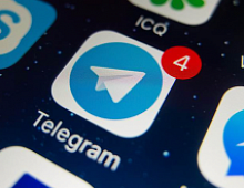 Количество украинских Telegram-каналов за год выросло в 6 раз