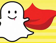 45% подростков США назвали Snapchat своей любимой соцсетью