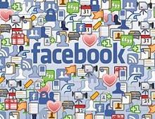 Инфографика: пользователи и бренды в Facebook