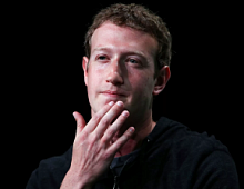 Акционеры Facebook требуют убрать Цукерберга с поста председателя правления
