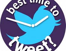 Что4,8 млн твитов могут рассказать овремени постинга?