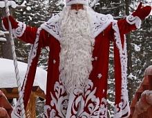 Дед Мороз и социальные сети