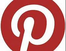 Pinterest потеснил Google+ и LinkedIn