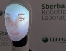 «Сбербанк» представил робота-помощника