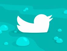 Twitter ограничил ежедневное число подписок до 400