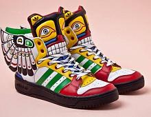 Как создать свой стиль? Арт-проект от adidas Originals