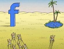 Инфографика: почему мылайкаем икомментируем посты вFacebook
