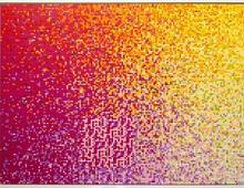 Художник зашифровал доступ к криптовалюте в своих картинах из Lego