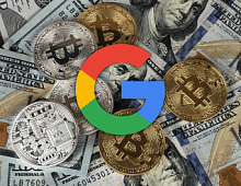 Google может создать свою криптовалюту