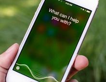 Apple обновит голос Siri