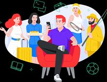 Аура от Яндекса вернула возможность приглашать друзей