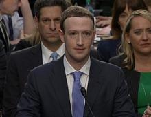 Цукерберг успешно выступил перед Сенатом США
