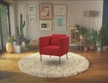 IKEA выпустила приложение для «примерки» мебели на Android