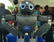 Geek Picnic 2017: репортаж с выставки технологий. Часть 2