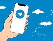 Telegram запускает сервис для хранения персональных данных