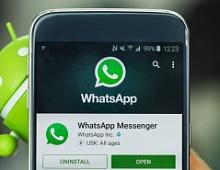 В Китае заблокирован WhatsApp
