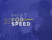 Утоли жажду скорости на конференции MEET FOR SPEED