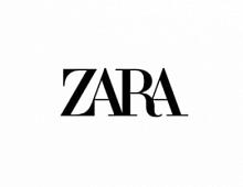 Пользователи засмеяли новый логотип ZARA