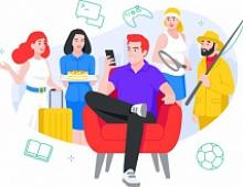 Яндекс начал тестировать собственную социальную сеть