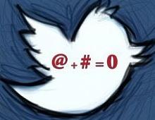 Twitter хочет спрятать #хэштеги и @ответы
