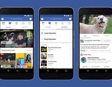Facebook запускает сервис, схожий с YouTube
