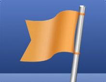 Свыше 70% брендовых страниц на Facebook неактивны