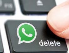 WhatsApp позволил удалять сообщения с чужих смартфонов
