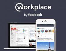Facebook: за полгода число компаний в сети Workplace удвоилось