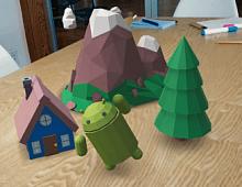 Google составит AR-конкуренцию Apple