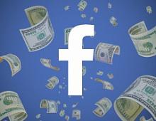 Чистая прибыль Facebook выросла на 79% за год