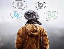 Самые популярные соцсети в России — YouTube, ВКонтакте и WhatsApp