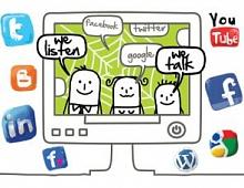 Как организовать мероприятие при помощи соцсетей?